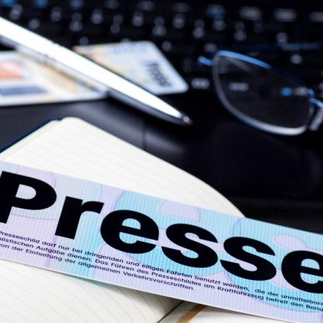 Presse - Akkreditierung - TattooExpo Zwickau