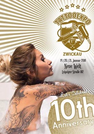 TattooExpo Zwickau 2018 - Tattoo Model